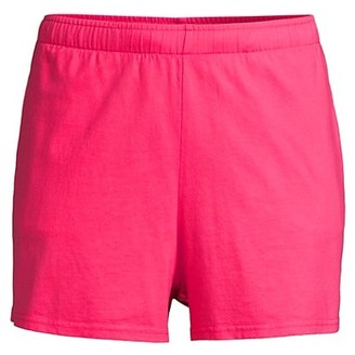 Les Girls Les Boys Jersey Loose Shorts