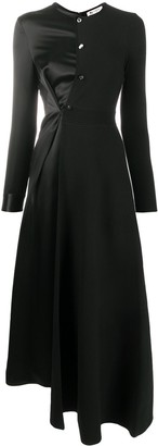 Ports 1961 Cinched Waist Midi Dress