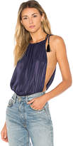 House Of Harlow x REVOLVE Adra Bodysuit in Navy. - size L (also in M,S,XL)