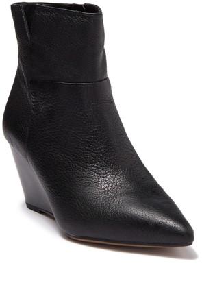 Franco Sarto Amsterdam Pointed Toe Wedge Boot