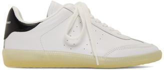 Isabel Marant White Bryvee Sneakers