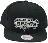 Mitchell & Ness San Antonio Spurs Snapback Hat (O/S)