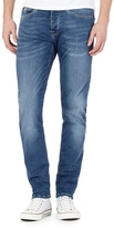 Voi Blue Tapered Jeans