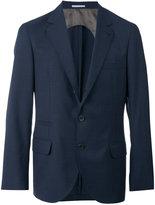 Brunello Cucinelli classic blazer - men - Wool - 48