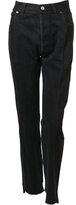 Vetements Reworked Jeans - Black