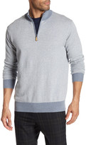Peter Millar Cashmere Blend Quarter Zip Sweater