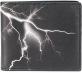 Marcelo Burlon County of Milan lightening bolt billfold wallet