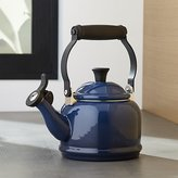 Crate & Barrel Le Creuset ® 1.25-Qt. Demi Ink Tea Kettle