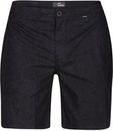 Hurley Men's Tribes Classic-Fit Geo-Print Chino Shorts