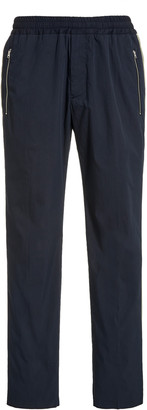 Stella McCartney Contrast Stripe Cotton Track Pants