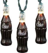 Kurt Adler Indoor Coca-Cola Bottle Light Set
