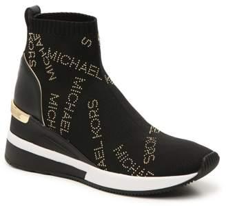 MICHAEL Michael Kors Skyler Wedge Slip-On Sneaker