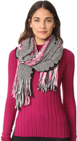 Missoni Zigzag Striped Scarf