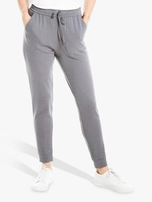 Max Studio Cuff Hem Trousers, Grey