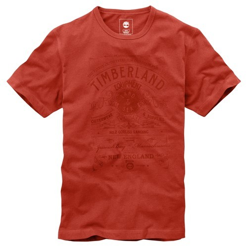 Timberland Men's Earthkeepers Tbl Equipment Tshirt Style 4033j