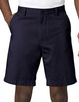 Nautica Flat-Front Cotton Shorts