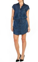 Paige Women's Mila Chambray Shirtdress