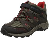 Merrell Hilltop Quick Close Waterproof Hiking Boot (Little Kid)