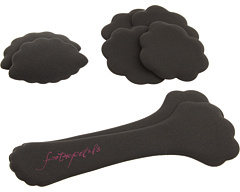 Foot Petals Amazing Arches, Tip Toes, Killer Kushionz Multi Pack