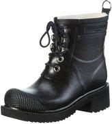 Ilse Jacobsen Rub 76 Short Rubber High Heel Boot - Women's 38