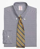 Brooks Brothers Madison Fit Original Polo® Button-Down Oxford Gingham Dress Shirt