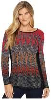 Nic+Zoe Sunset Top Women's Sweater
