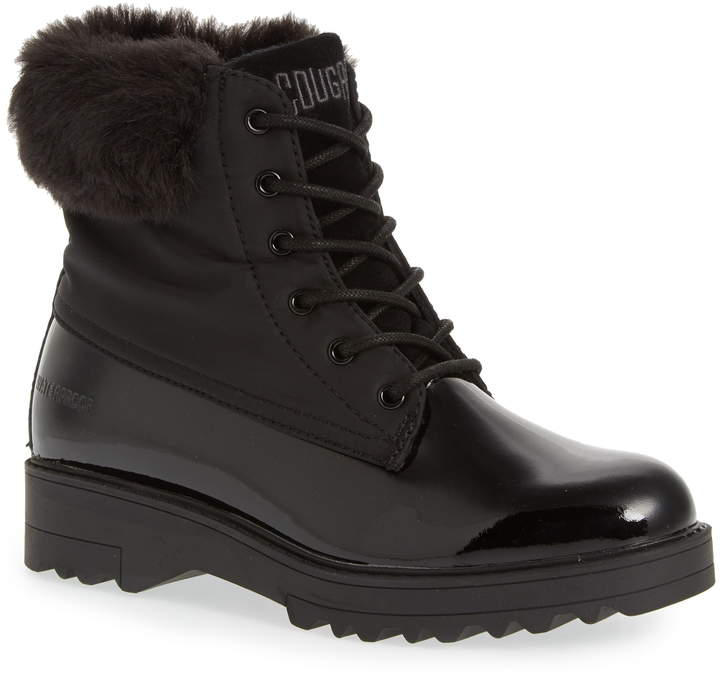 Cougar Gatineau Waterproof Insulated Boot with Faux Fur Collar