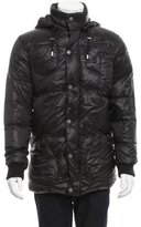 Galliano Quilted Down Coat w/ Tags