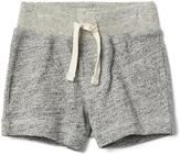 Gap Marl slub pull-on shorts