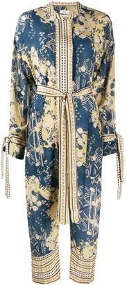 CHUFY Lima long sleeved jumpsuit