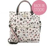 Cath Kidston Dalmatian Spot Reversible Cross Body Bag