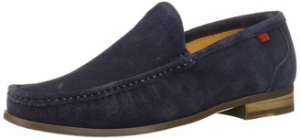 Marc Joseph New York Mens Leather Broadway Square Loafer