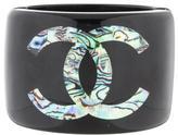 Chanel Abalone CC Cuff
