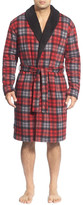 UGG Manning Plaid Faux Shearling Robe