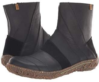 El Naturalista Nido N5440 (Black) Women's Shoes