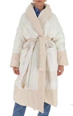 Jil Sander Tie Waisted Coat