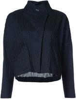 Zero Maria Cornejo Edi blazer - women - Cotton/Viscose - 0