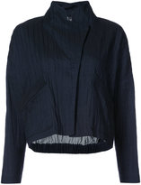 Zero Maria Cornejo Edi blazer - women - Cotton/Viscose - 8