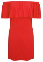 George Bardot Ruffle Dress