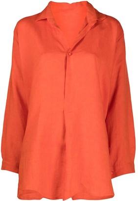 Daniela Gregis High-Low Hem Shirt