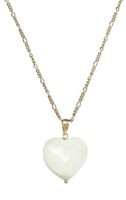 Kozakh Heart Pendant Necklace