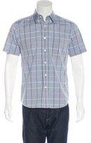 Jack Spade Check Woven Shirt