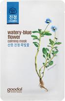 Goodal Watery-Blue Flower Calming Sheet Mask