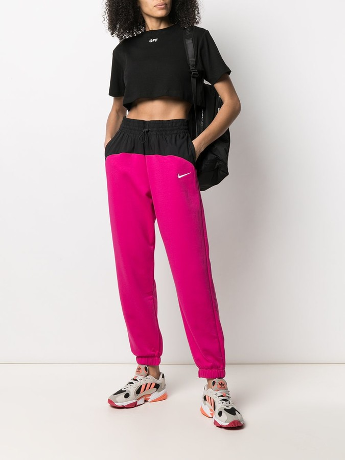 Thumbnail for your product : Nike Colour-Block Track Pants