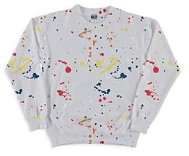 Sub Urban Riot Girls' Splatter Paint Sweatshirt - Big Kid