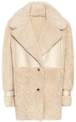 ZEYNEP ARCAY Shearling jacket