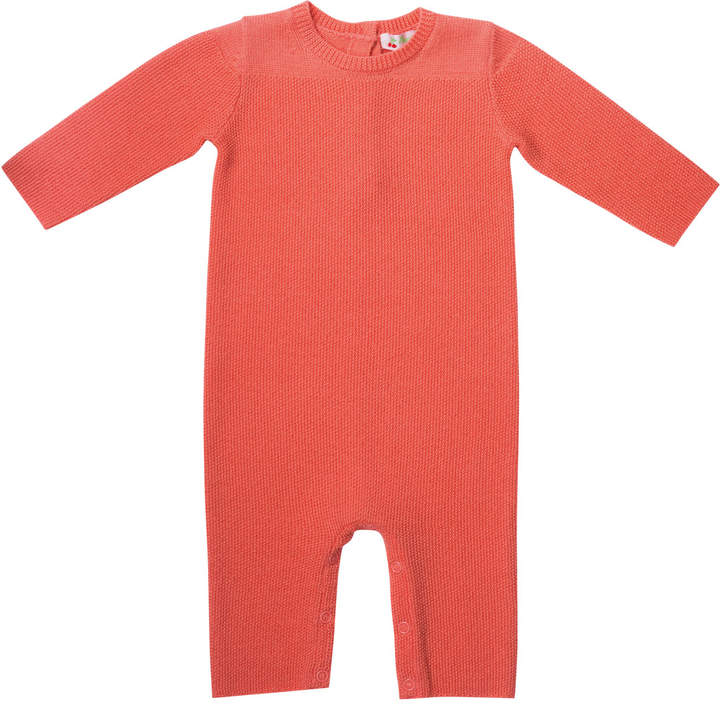 7c89969fac Knit Cotton Coverall, Size 1-12 Months