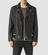 AllSaints Clay Leather Biker Jacket