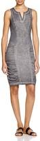 XCVI Raymond Ruched Dress