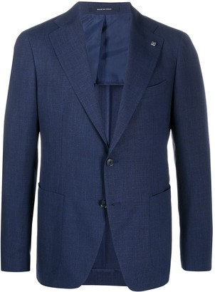 Tagliatore Fitted Formal Blazer